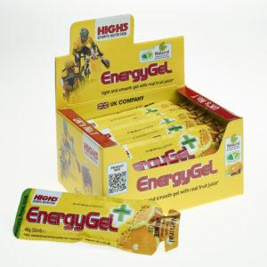 High5 EnergyGel +кофеин (32мл)