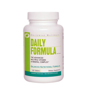 Universal Daily Formula (100таб)