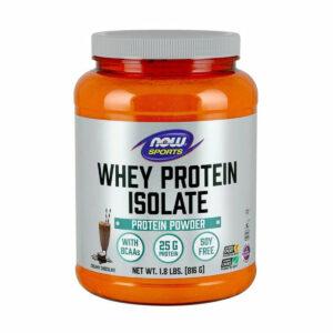 NOW Whey Protein Isolate (816гр)