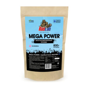 RusLab Mega Power (800гр)