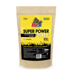 RusLab Super Power Whey (800 гр)
