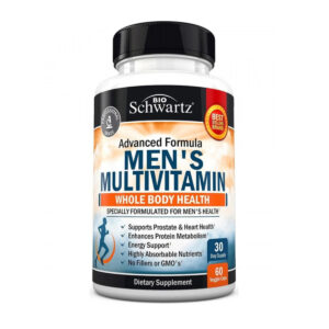BIO Schwartz Men's Multivitamin (60кап)