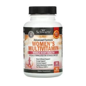 BIO Schwartz Women's Multivitamin (60кап)